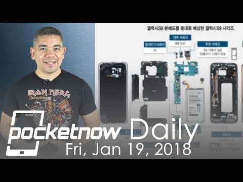 Samsung Galaxy S9 internal change, Razer Project Linda dates & more – Pocketnow Daily