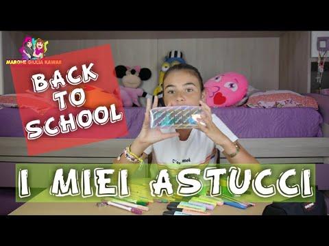 BACK TO SCHOOL PREPARO I MIEI ASTUCCI MARGHE  by Marghe Giulia Kawaii
