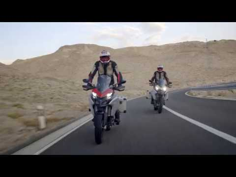 2020 Ducati Multistrada 1260 Enduro in New York, New York - Video 1