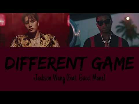 Jackson Wang - Different Game (feat. Gucci Mane) Lyrics Mp3