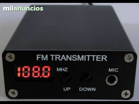 Emisora FM completa