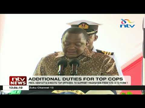 President directs regional county police bosses to tackle graft instantly