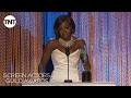 Viola Davis: Acceptance Speech   23rd Annual SAG Awards   TNT