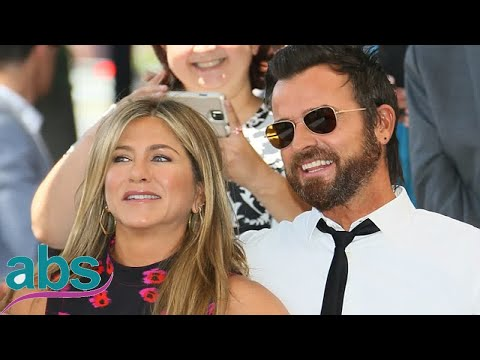 Jennifer Aniston and Justin Theroux agree to split custody of dogs
