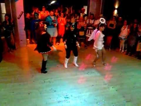Concurso de disfraces Chicas en LAS VEGAS   Aljaraque 26 02 2011