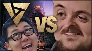 ARTIFACT | AMAZ vs FORSEN: The Ultimate Showdown