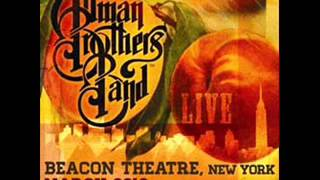 ALLMAN BROTHERS - 1983...(A Merman I Should Turn To Be) LIVE AMAZING (2013)