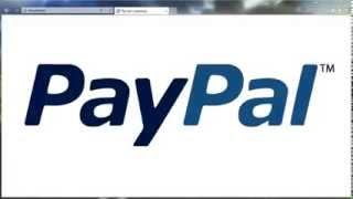 Как пройти регистрацию, привязку и верификацию карты на PayPal