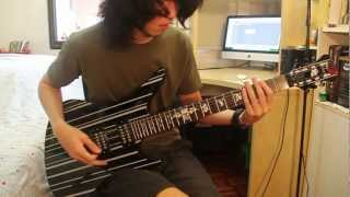 Avenged Sevenfold - Carry On (Guitar Cover) HD