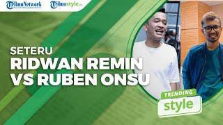 Seteru Ridwan Remin Vs Ruben Onsu, Roasting Bermasalah hingga Dipanggil KPI