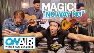 "MAGIC! - ""No Way No"" (Acoustic) 