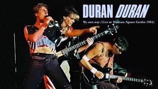 """Duran Duran """"My Own Way"""" (Live 1984)"""