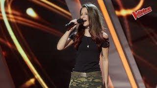 Nicole Matoušová - Jessie J : Price Tag | The Voice Česko Slovensko 2019