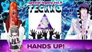 Techno 2016 Hands Up Mix - (AUGUST 2016) MIX #11 HD