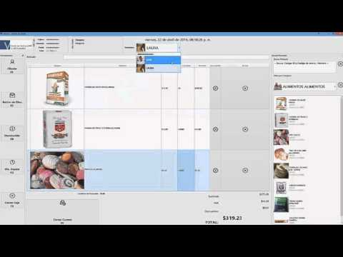 Presentación Completa / Punto de Venta y ERP