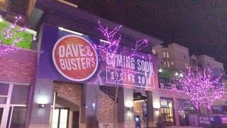 Why New Construction is SLC is awesome for Dave & Buster's plans to open Spring 2018