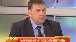 Лицензия на вылов кеты в комсомольске-на-амуре