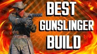 Fallout 4 Builds - The Gunslinger - Best Pistols Build