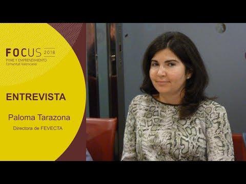 Entrevista Paloma Tarazona - Directora de FEVECTA[;;;][;;;]