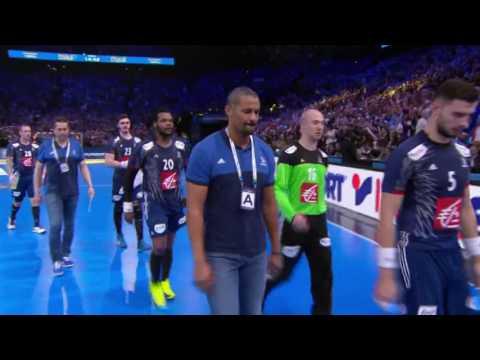 L'Équipe de FRANCE champions du monde 2017