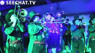 preview picture of video 'Sauknapp-Party - Eis mit Sti(e)l - Fastnacht: Herisau in der Schweiz, 07.02.2015'