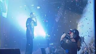 50 Cent - In Da Club LIVE In Glasgow (DVDRip)