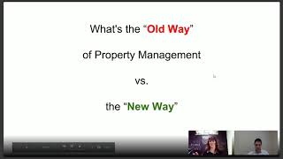"The ""Old"" Way of Property Management vs. the ""NEW"" Way"