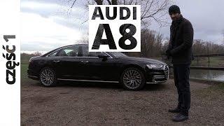 Audi A8 50 TDI 3.0 286 KM, 2017 - test AutoCentrum.pl #369