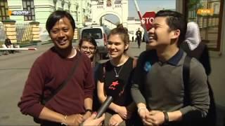 Ода вареникам, восторг от искренности людей - впечатление первых гостей Евровидения