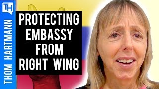 Venezuela Coup Update: Code Pink Takes Over Embassy!