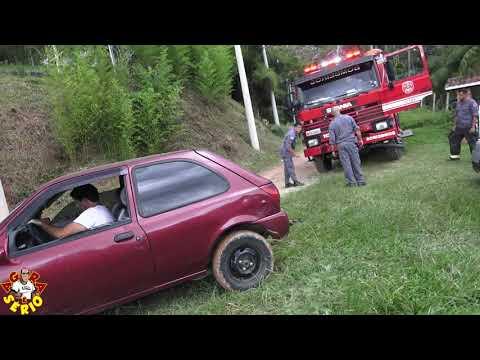 Jhonatan Machado Salva Wagnew o Fiscal do Povo das péssimas condições da estrada da Cachoerinha