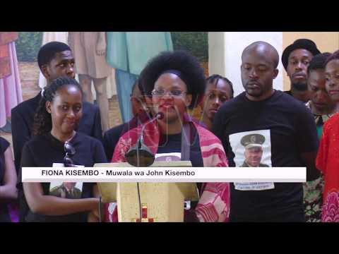 Omugenzi John Kisembo asiimiddwa olw'okukolerera poliisi