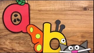 Alphabet Crafts – Lowercase