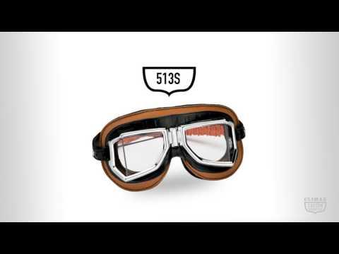 Gafas de motociclismo Custom Climax
