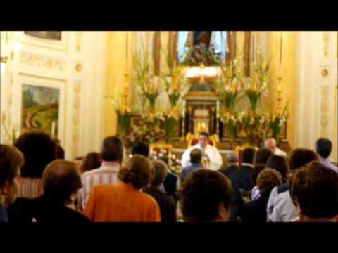 10� anniversario Padre Nino Vicari - festa delle coppie 2011