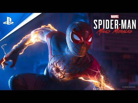 《蜘蛛人:邁爾斯·莫拉雷斯》 – Be Yourself TV Commercial   PS5, PS4