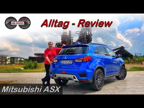 Mitsubishi ASX - Mit dem Oldie machst du nichts falsch | Test - Review - Fahrbericht - Alltag