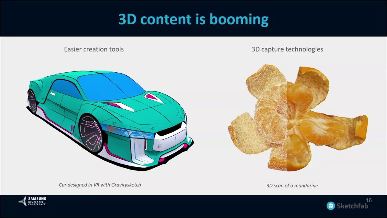 SDC 2017 Session: Samsung Internet VR: Bringing Virtual Reality to the Web thumbnail
