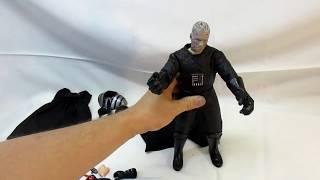 Star Wars - Anakin changes to Darth Vader 12inch (30cm Figuren)