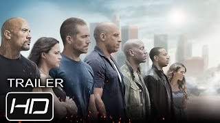 Trailer of Furious 7 (2015)
