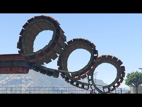 Grand Theft Auto V Walkthrough  INSANE SKY HYDRA STUNTS