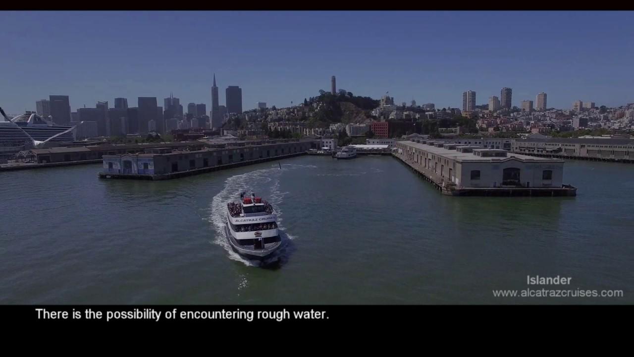 P&B Alcatraz (Coast Guard) Boat Safety 1 of 5