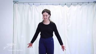 Zeitgenössischer Tanz: Claras Class 02