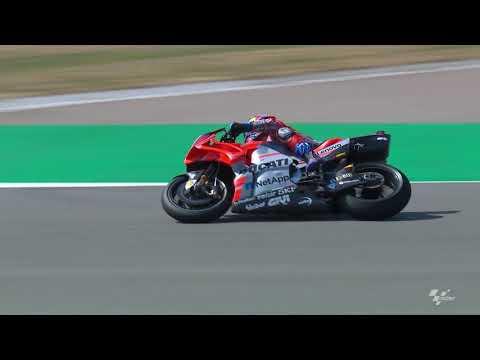 Ducati talk about the German GP