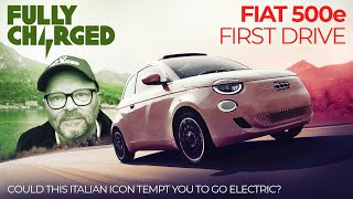 FIAT 500e FIRST DRIVE | 100% Independent, 100% Electric