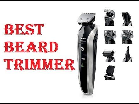 Best Beard Trimmer 2017