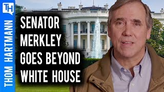 Jeff Merkley Decides Not to Run but Has Bigger Plans