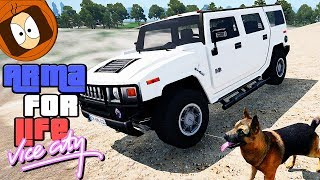 HUMMER H2 & H3 : OFF-ROAD ATTITUDE 🌳 ! | ARMA FOR LIFE