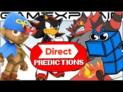 Super Smash Bros  Ultimate Direct PREDICTIONS - New Fighters