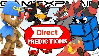 Super Smash Bros. Ultimate Direct PREDICTIONS - New Fighters, Spirits, Online, & DLC? (Discussion!)
